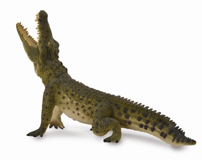 CollectA Nile Crocodile Leaping (XL)