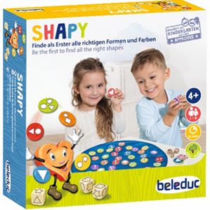 Beleduc Shapy Game