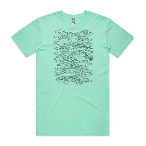 Womans Tee - NZ Fish