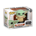 Funko Pop! 378 - Star Wars: The Mandalorian The Child with Cup Pop! Vinyl Figure