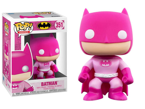 Batman Breast Cancer Awareness Pop! Vinyl Figure