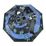 Jack Skellington Snowflake Color-Changing Umbrella