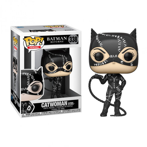 Funko Pop! Heroes 341 - Batman Returns- Catwoman