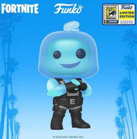 Fortnite- Rippley Funko Pop! Vinyl Figure – SDCC 2020 Walmart Exclusive