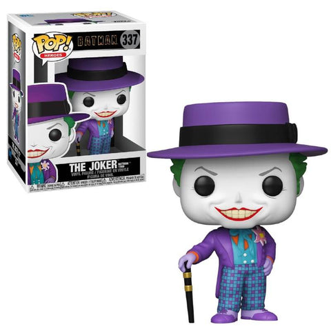Funko Pop! 337 - Batman 1989 Joker Pop! Vinyl Figure
