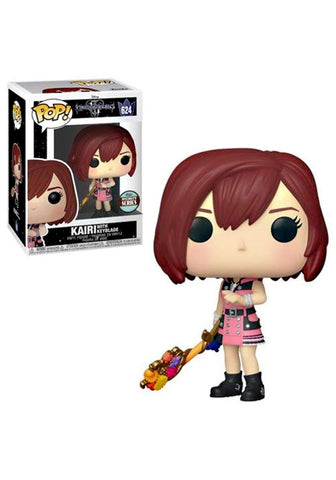 Funko Pop! 624 -  Games Kingdom Hearts 3 - Kairi Keyblade Specialty Series