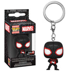 Funko Pop Miles Morales Gamer Keychain