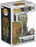 Funko Pop! 495 -  Marvel 80th Anniversary - Spider-Man [Patina]- Target Exclusive