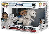 Funko Pop! 86 - Avengers Endgame Valkyrie on Horse Vinyl Ride