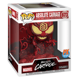 Funko Pop! 673 - Marvel Heroes Absolute Carnage Deluxe Pop! PX