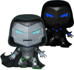 Funko Pop! 677 - Marvel Infamous Iron Man Pop! Vinyl Figure - HCF 2020 - Glow in the Dark