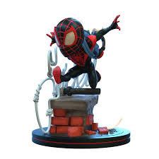 Spider-Man Miles Morales Q-Fig Elite Diorama