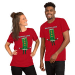 Green Ramie No Background - Short-Sleeve Unisex T-Shirt