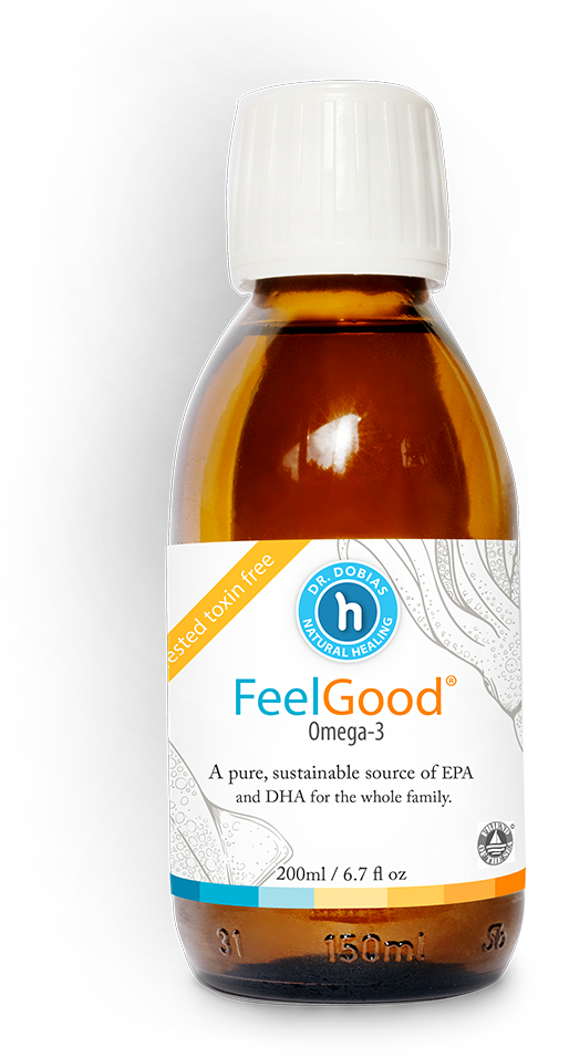 FeelGood Omega - Pure, Sustainable Omega-3 Oil for You   Your Dog 66d6761fc8