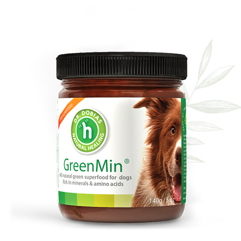 GreenMin® - All Natural, Calcium-Rich Mineral Superfood