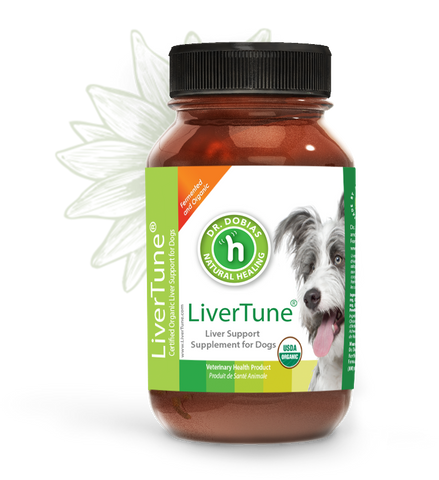 LiverTune® - Certified organic naturally fermented liver support