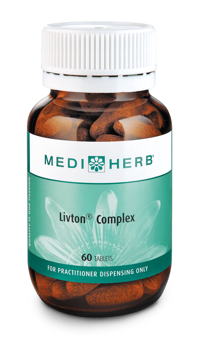 Livton Complex - Liver Support and Cleanse - Dr  Dobias Natural Healing