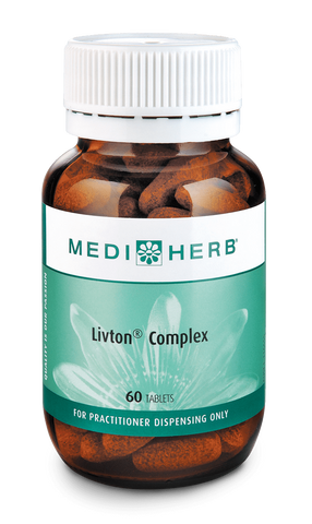 Livton Complex - Liver Support and Cleanse