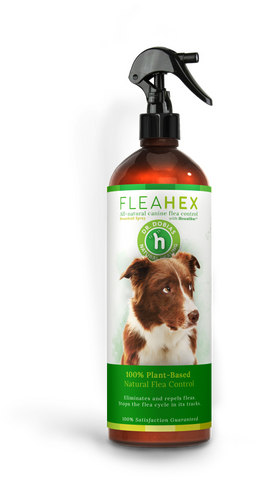 FleaHex® Step 2 - Natural Household Spray