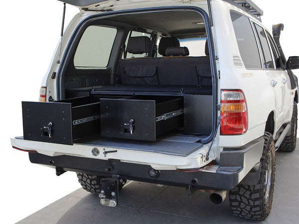 Vehicle Drawer Systems