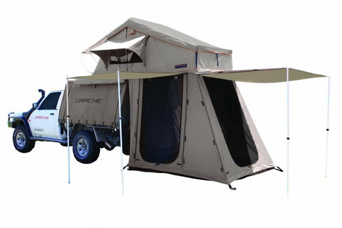 Darche Panorama 2 Roof Top Tent with Annex on Pickup