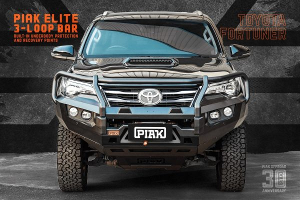 Piak ELITE Post Bar For Toyota Fortuner 2015+