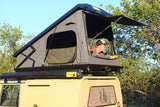 Eezi-Awn Stealth Hardshell Roof Top Tent  on Land Cruiser