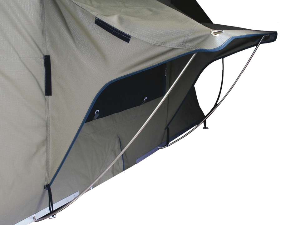 Eezi-Awn-T-Top-Xclusiv-Roof Top Tent Exterior Window View
