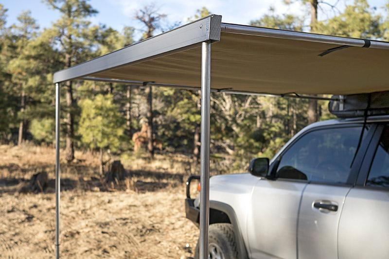 Shade Awning - Side Awning With 2M Of Length - by Eezi-Awn