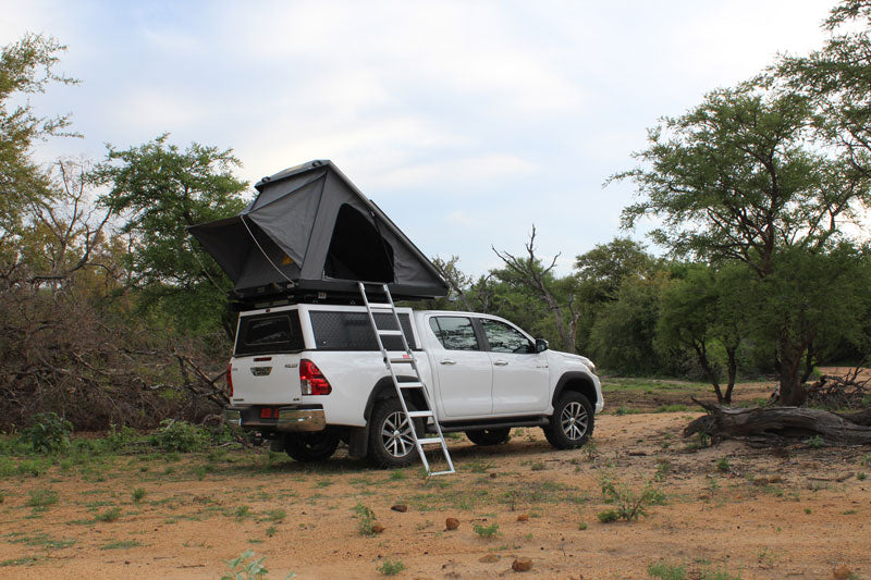 Eezi Awn Blade Hardshell Roof Top Tent On Hilux View
