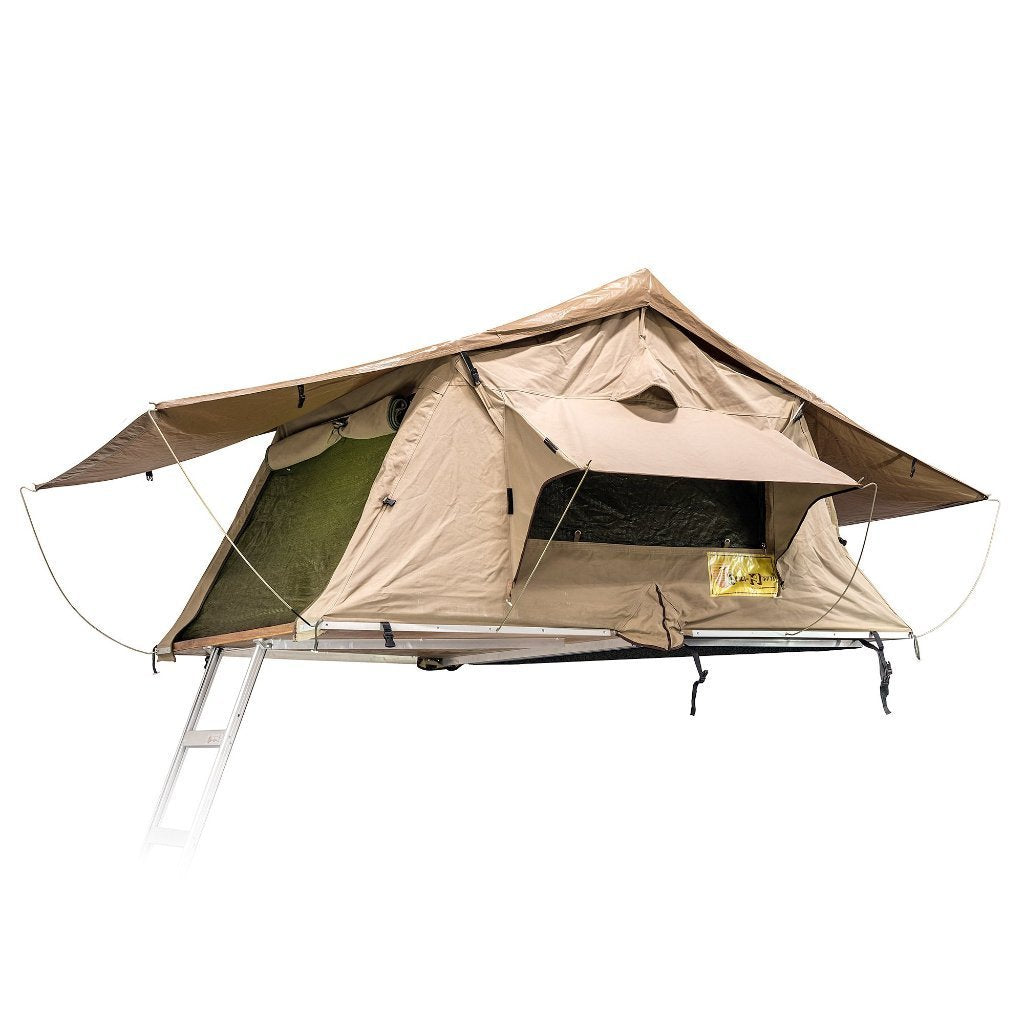 Eezi Awn Series 3 Roof Top Tent - 5 Sizes Available - From 2 to 5 Person Capacity