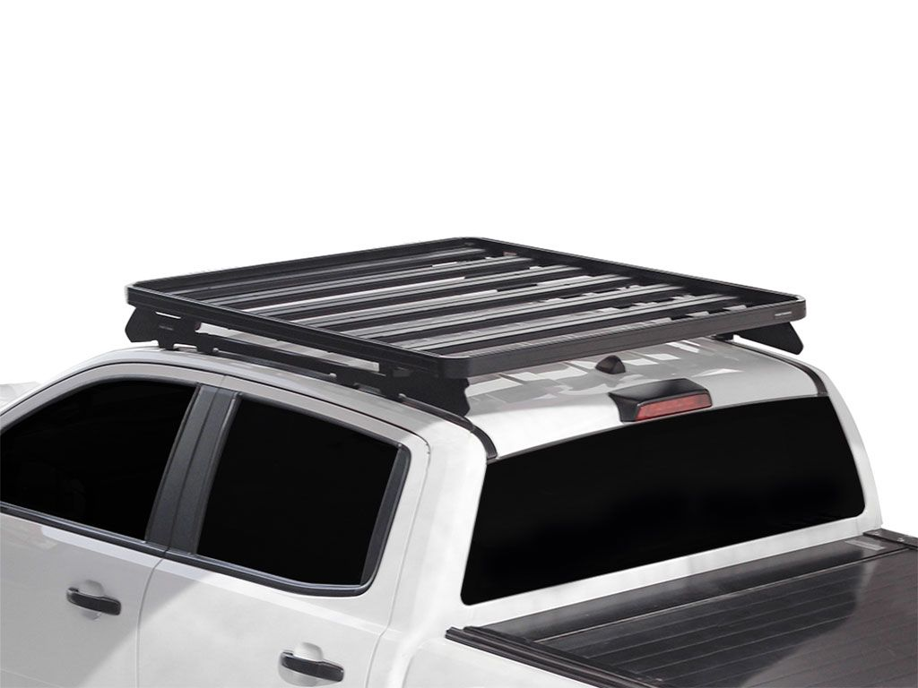 Front Runner Slimline II Roof Rack For Ford Ranger Raptor 2019-Current (Top view)