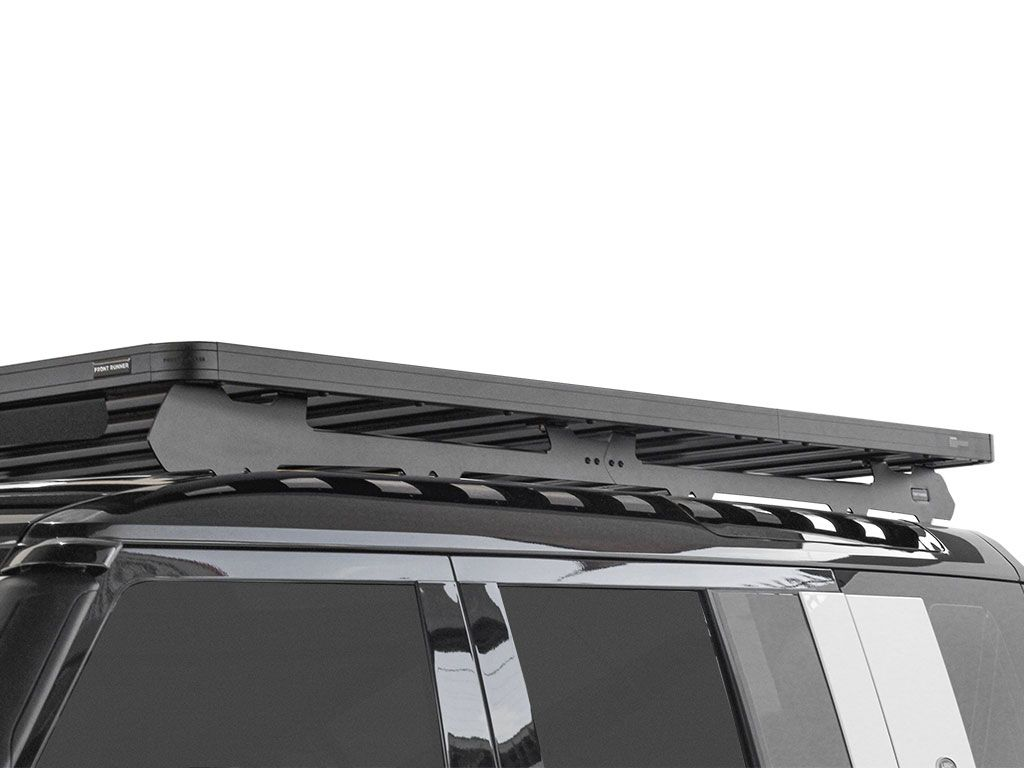 SLIMLINE II ROOF RACK KIT BY FRONT RUNNER OUTFITTERS SIDE VIEW