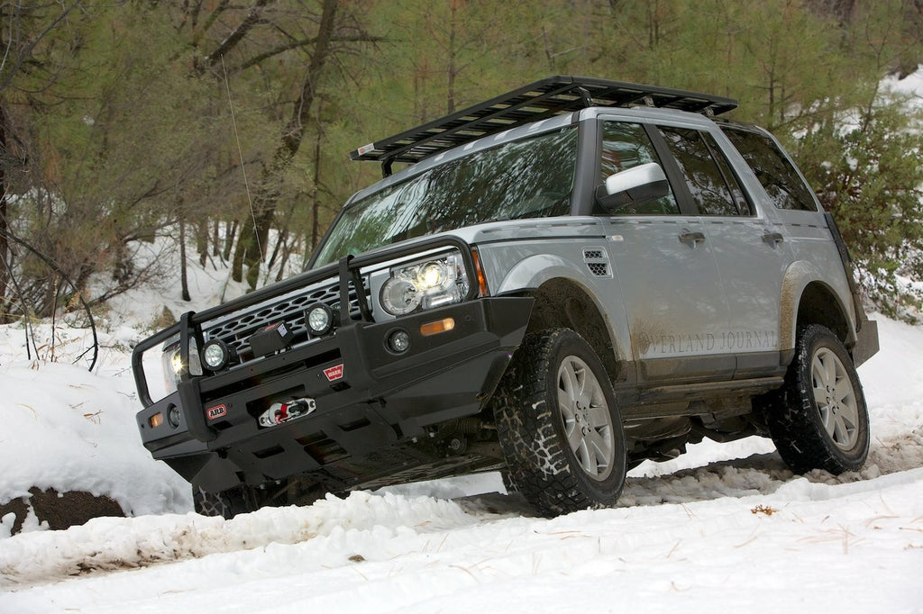 Eezi-Awn K9 Roof Rack Kit For LAND ROVER LR3/LR4