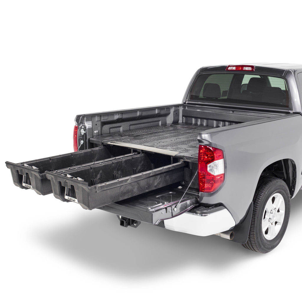 Decked Storage System For Toyota Tundra 2007+