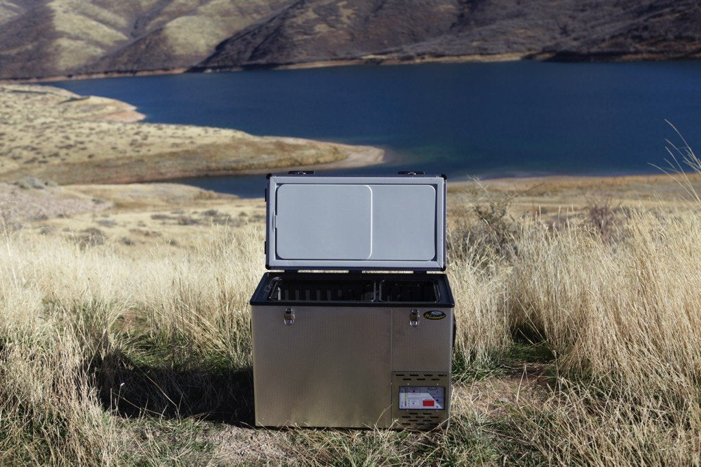 National Luna Weekender Fridge/Freezer - 2 Sizes