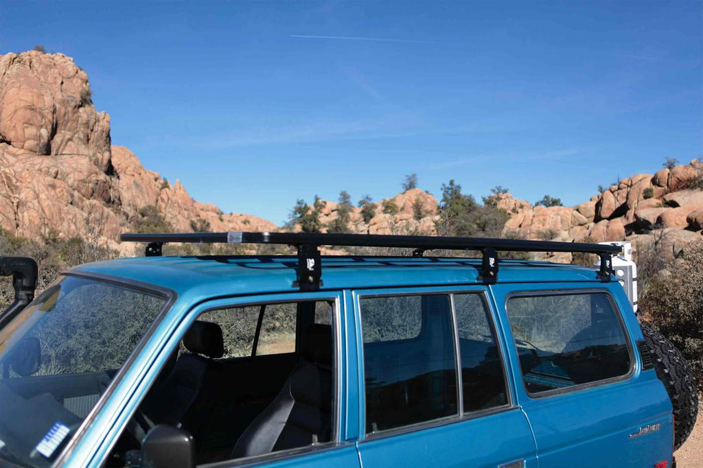 Eezi-Awn K9 Roof Rack Kit For Toyota Land Cruiser Series 60