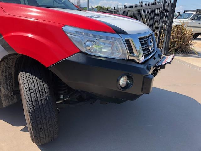 Piak ELITE Non Loop Bar For Nissan Navara NP300 2015+