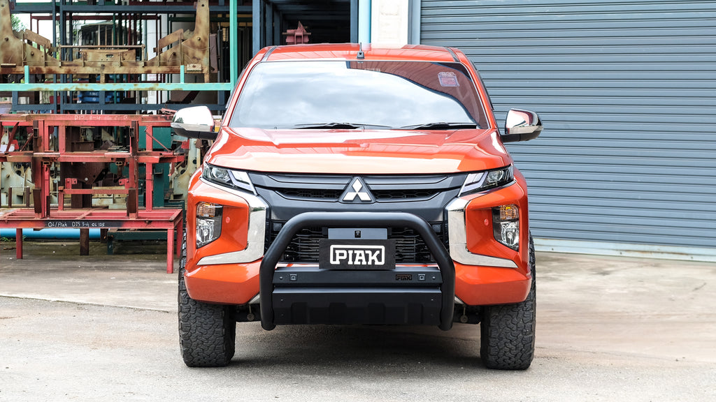 Piak OFFTRACK Nudge Bar For Mitsubishi Triton MR 2019+