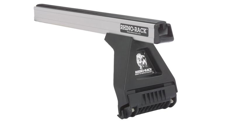Rhino-Rack Heavy Duty RL150 2 Bar Roof Rack Silver