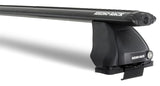 Rhino-Rack Vortex 2500 2 Bar Roof Rack Black