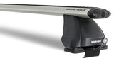 Rhino-Rack Vortex 2500 2 Bar Roof Rack Silver