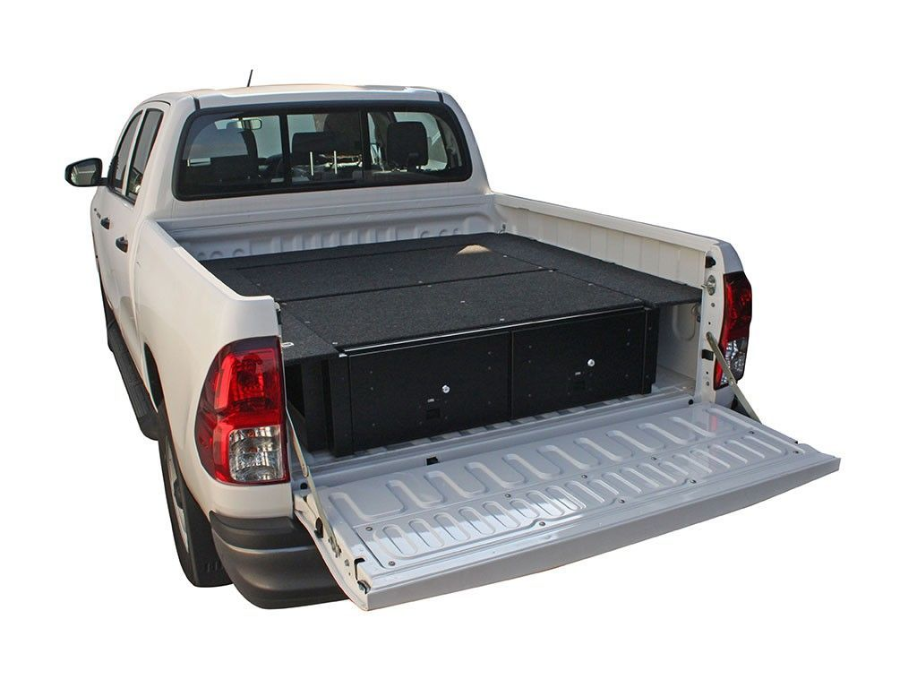 Front Runner Drawer Kit For Toyota HILUX REVO DC 2016-Current