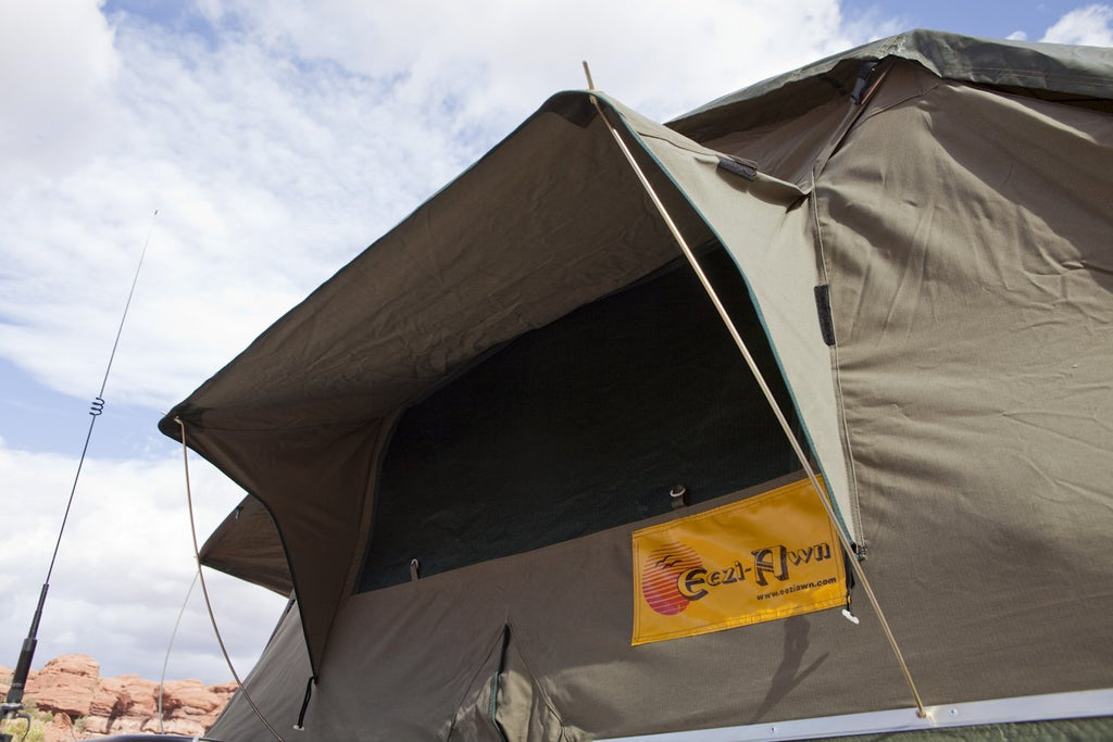 Series 3 Roof Top Tent - 5 Sizes Available - From 2 to 5 Person Capacity - by Eezi-Awn