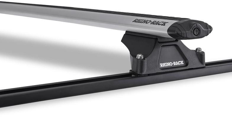Rhino-Rack Vortex RLTP Trackmount 2 Bar Roof Rack JA8717 & JA8714