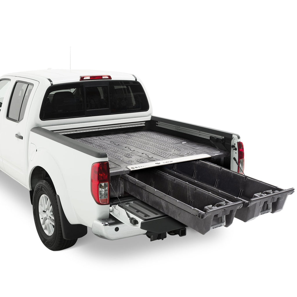 Decked Storage System For Isuzu Dmax 2012+