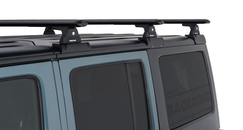 Rhino-Rack Vortex RLT600 Backbone 3 Bar Roof Rack JA6389 & JA6390