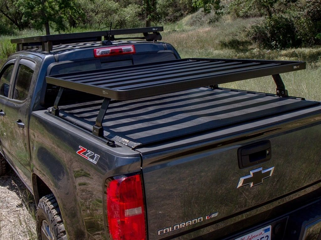 Front Runner Slimline II Bed Rack For GMC CANYON Roll Top 5.1' 2015-Current