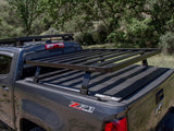 Slimline II Load Bed Rack Kit For Chevy COLORADO Roll Top 5.1' (2015-Current) - by Front Runner Outfitters