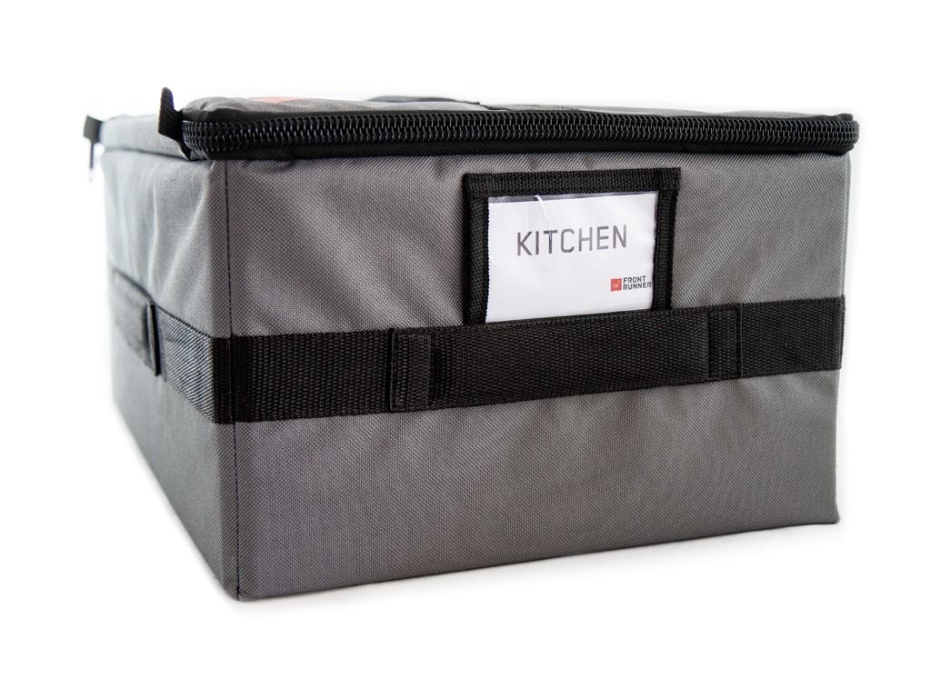 Flat Pack Food Container - Front Runner